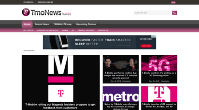 tmonews.com - tmonews - unofficial t-mobile blog, news, videos, articles and more
