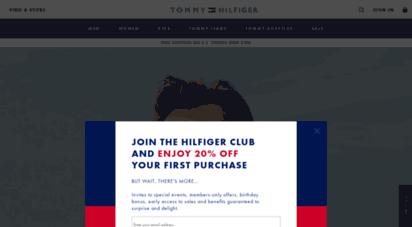 tommy.com - tommy hilfiger® deutschland  offizieller onlineshop