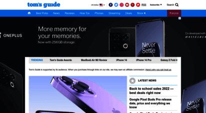 tomsguide.com - tom´s guide  tech product reviews, top picks and how to