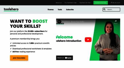 toolshero.com -