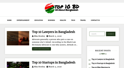 top10bd.com - top 10 bd  all about top 10 in bangladesh