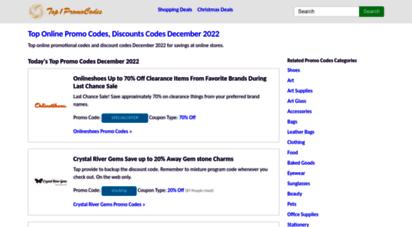 top1promocodes.com