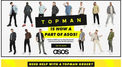 topman.com -