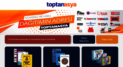 toptanasya.com - toptanasya.com - toptan kitabın güvenilir adresi