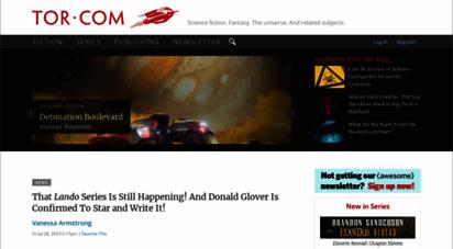tor.com -