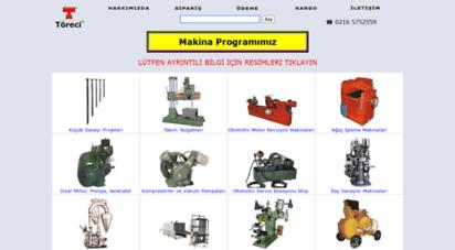 toreci.com.tr - töreci makine ticaret ekonomik iş makineleri