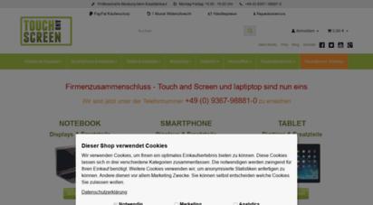 touchandscreen.de - marken-displays zu top-preisen ▻ touch and screen
