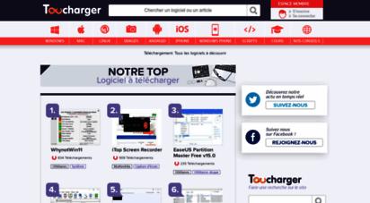 toucharger.com - télécharger des logiciels gratuits - toucharger.com