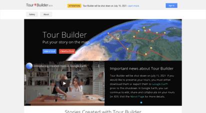 tourbuilder.withgoogle.com - tour builder