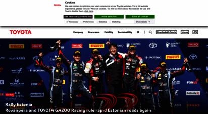 toyota-global.com - toyota motor corporation official global website