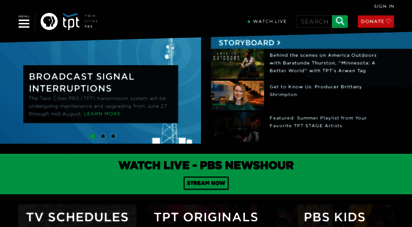 tpt.org - twin cities public television