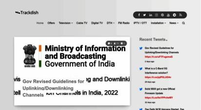 trackdish.com