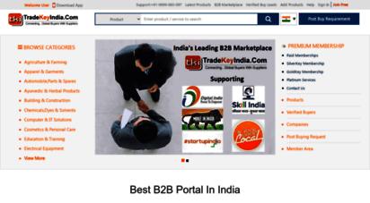 tradekeyindia.com - best b2b portal in india  best online b2b marketplace in india