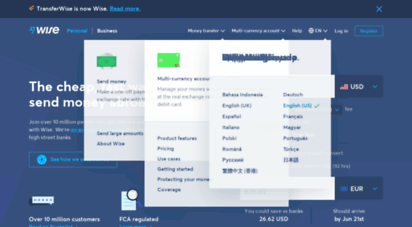transferwise.com