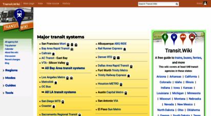 transit.wiki - transit.wiki