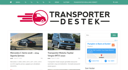 transporterdestek.com - transporter destek - transporter hakkında merak ettiğiniz her şey...