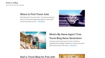 travelisablog.com