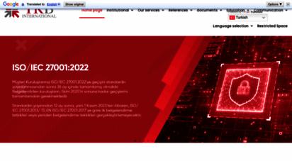 trb.com.tr - trb uluslararası belgelendirme hizmetleri