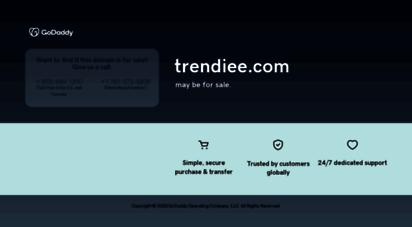 trendiee.com - trendiee - the platform to share your ideas!
