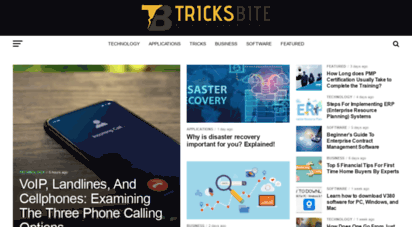 tricksbite.com - tricksbite - nonstop tricksbite for techies