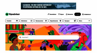 tripadvisor.dk - anmeldelser af ferier, hoteller, feriesteder, pakkerejser og weekendophold - tripadvisor
