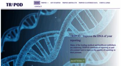 tripod-statement.org - tripod statement