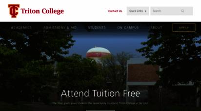 triton.edu - triton college