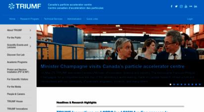 triumf.ca -