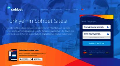 trsohbet.com - trsohbet - chat sohbet odaları mobil sohbet siteleri ücretsiz