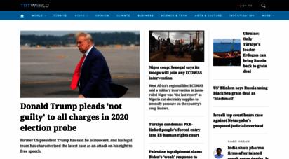 trtworld.com - trt world   news inspires change