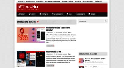 trucnet.com - trucnet - astuces et téléchargements