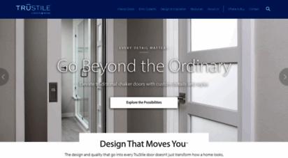 trustile.com - trustile doors