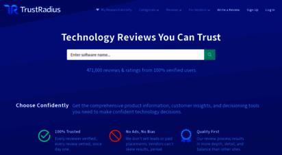 trustradius.com -
