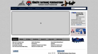 tsf.org.tr - türkiye satranç federasyonu