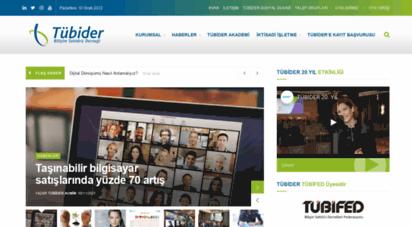 tubider.org.tr - türkiye bilişim sektörü derneği