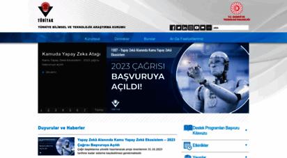 tubitak.gov.tr -