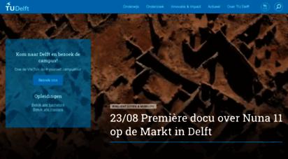 tudelft.nl - home
