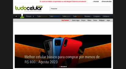 tudocelular.com - tudocelular.com - o site brasileiro de telefonia