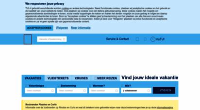 tui.nl - tui - discover your smile - volledig verzorgde reizen