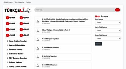 turkceci.net - turkceci.net - türkçe testleri
