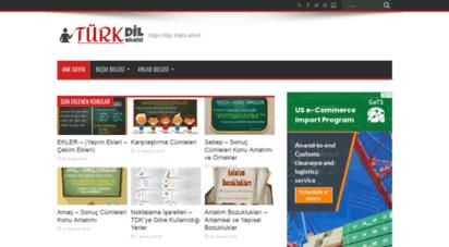 turkdilbilgisi.com