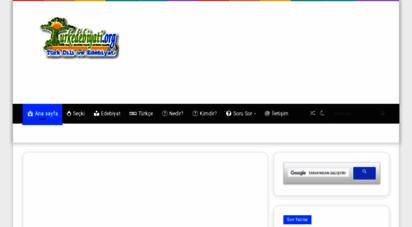 turkedebiyati.org