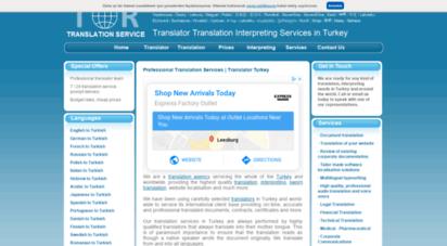 turkey-translation.com - translation interpreting services company turkey prices cost