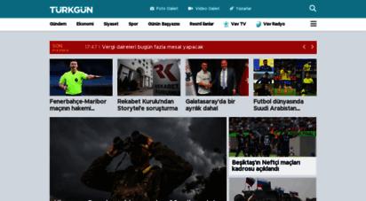 turkgun.com - türkgün - türkçe düşün  haberler, son dakika haberleri, güncel haberler