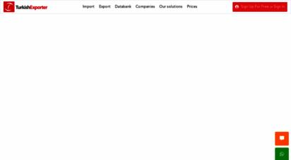 turkishexporter.com.tr - manufacturers, suppliers, exporters and products in turkey - turkishexporter.com.tr
