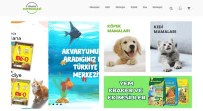 turkiyeyemmerkezi.com - türkiye yem merkezi  pet shop, köpek maması, kedi maması, royal canin, proplan, purina, goody, eheim, fluval, tetra, astro, jebo, akvaryum, kuş, balık, kuş yemi, dış filtre, iç filtre,motor