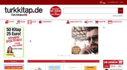 similar web sites like turkkitap.de