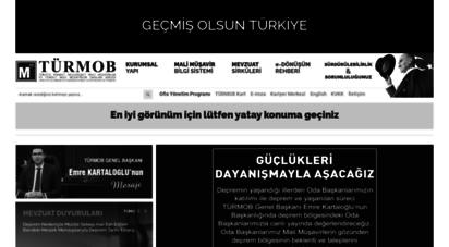 turmob.org.tr - türmob