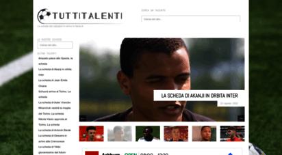 tuttitalenti.com - home - tuttitalenti