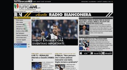tuttojuve.com - tutto juve: testata giornalistica dedicata alla juventus